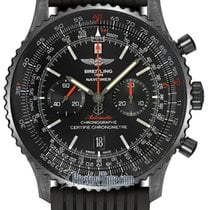 Breitling Navitimer 01 46mm mb012822/be51/252s.m BLACKSTEEL