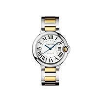 Cartier Ballon Bleu 36mm  Automatic W2BB0012 Mid-Size WATCH