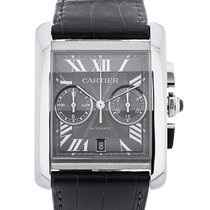 Cartier Tank 44 Automatic Chronograph