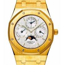 Audemars Piguet Royal Oak Moonphase 18K Yellow Gold Men's...