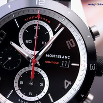 Montblanc TimeWalker Chronograph Automatic Ceramic 43mm...