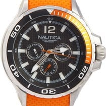 Nautica Men's N17614g Nst 02 Classic Analog Watch