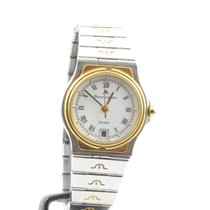 Maurice Lacroix Classic Damen Uhr Stahl Quartz 25mm 14