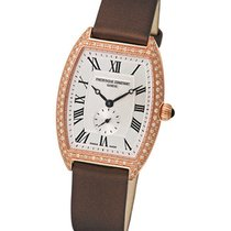 Frederique Constant Art Deco White Dial Ladies
