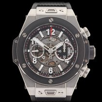 Hublot Big Bang Skeleton Titanium Gents 411.NM.1170.RX
