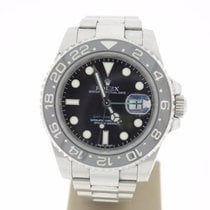 Rolex GMT-Master II Steel Mint (BOX2009) 40mm BlackDial