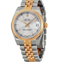 Rolex Unworn 178241 SV IND DateJust Two-Tone in Steel with...