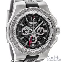 Breitling for Bentley GMT Light Body B04 Titanium Chronograph...