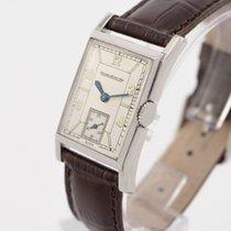 Jaeger-LeCoultre CURVEX men's watch,Art Deco, 1940s