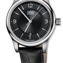 Oris Classic Date Farbe Schwarz