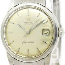 Omega Vintage Omega Seamaster Date Cal 503 Steel Automatic...