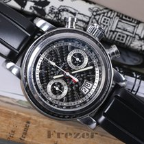 Graham Silverstone Woodcote II Chronograph GMT LE