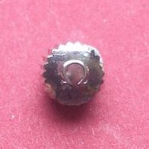 Omega Krone in Stahl, Ø 5,5mm, Höhe 3,75mm, Gewinde 0,9mm,...