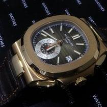 パテック・フィリップ (Patek Philippe) Chronograph Nautilus Rose Gold -...