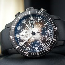 Fortis B-42 Art Edition Planet Limited xxx/300 steel/PVD
