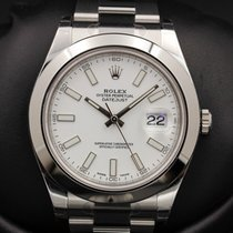 Rolex Datejust II - 116300 -41mm- White Index Dial - RANDOM...