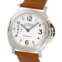 パネライ (Panerai) Luminor Marina White Dial Stainless Steel 44MM...