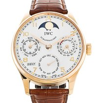 IWC Watch Portuguese Perpetual Calendar IW502213