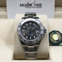 롤렉스 (Rolex) 268622 Yacht Master Dark Rhodium Grey Version 37mm...