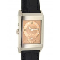 Jaeger-LeCoultre Reverso 270.3.54 White Gold, Leather
