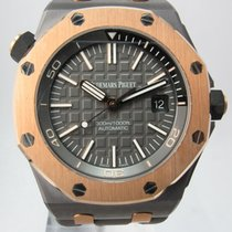 Audemars Piguet Royal Oak Offshore Tantalum & Rose Gold ...