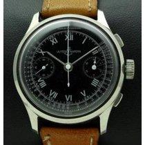Ulysse Nardin | Vintage Doctor Watch, Stainless Steel, Black Dial