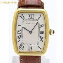 까르띠에 (Cartier) カルティエ アンティーク手巻き K18YG