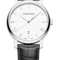 Chopard Classic 18K White Gold Men's Watch