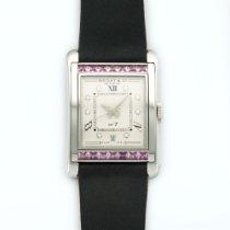 Bedat & Co No 7 Pink Sapphore & Diamond Watch