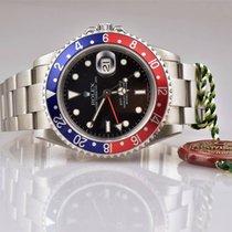 Rolex GMT-Master II 16710 Pepsi verklebt, Rectangular - Z Serie