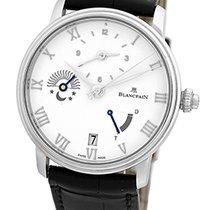"""Blancpain """"Villeret Half Timezone"""" Strapwatch."""