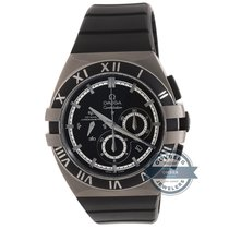 Omega Constellation Double Eagle Chronograph 121.92.41.50.01.001