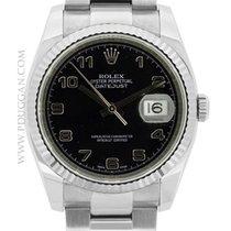 Rolex stainless steel Datejust
