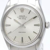 ロレックス (Rolex) Air King 5500 Steel Automatic Mens Watch Bf307882