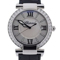 Chopard Imperiale 40mm Diamond Set Mother of Pearl Dial NEW