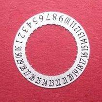 ETA Datumsscheibe, Kaliber F04.111, schwarze Schrift auf...