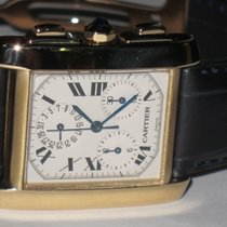 Cartier Tank Francaise 18K Solid Gold