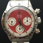 Rolex Daytona 6265 Paul Newman Red Dial