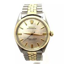 ロレックス (Rolex) Oyster Perpetual 2 Tone Chronometer Men's/un...