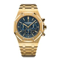 Audemars Piguet Royal Oak Chronograph 18K Solid Yellow Gold...
