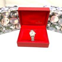 Rolex Lady-Datejust MOP Dial, Diamond Bezel