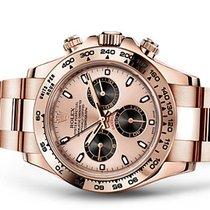 Rolex Daytona Rose Gold 18kt Pink dial