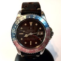 Ρολεξ (Rolex) Oyster Perpetual Gmt-master Steel Mens Watch W/...