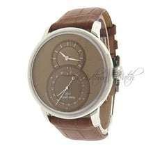 Jaquet-Droz Legend Geneva Grande Seconde Quantieme Brown...