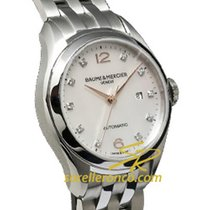 Baume & Mercier Clifton Automatic Mother of Pearl - 10151