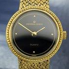 宇宙 (Universal Genève) Dress Watch gold plated