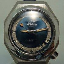 Zenith Defy Plounger inv. 1634 - Vintage