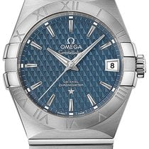 Omega Constellation Co-Axial Automatic 38mm 123.10.38.21.03.001
