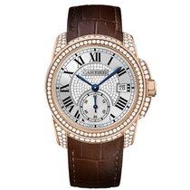 Cartier Calibre Quartz Mens Watch Ref WF100015
