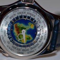 Patek Philippe World Time Enamel Globe 18K Solid Gold 5131G